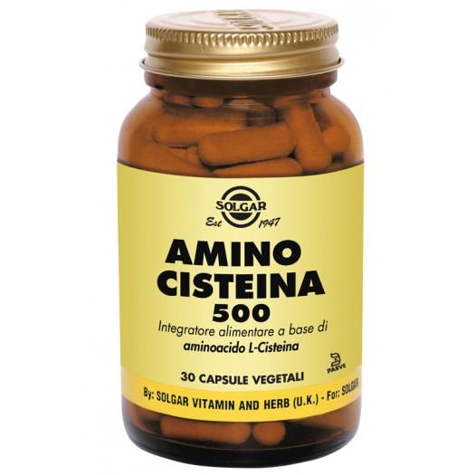 AMINO CISTEINA 500 - CAPSULE VEGETALI