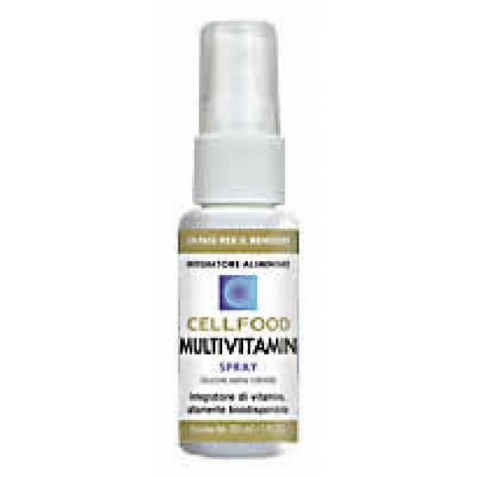 Cellfood Multivitamins vitamina-a-c-d-e-k spray 30ml