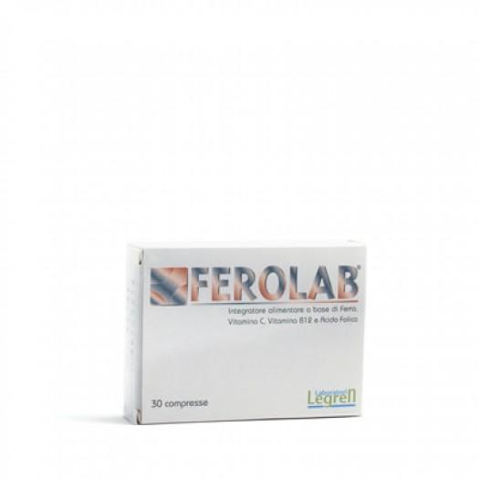 Ferolab compresse