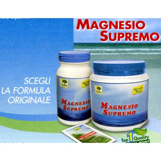 Magnesio Supremo 150gr Natural Point