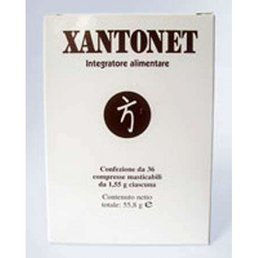 XANTONET 36 capsule