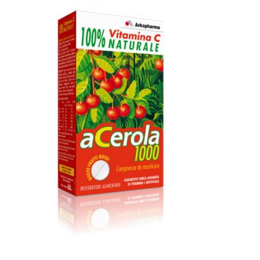 Acerola 1000 30 compresse masticabili
