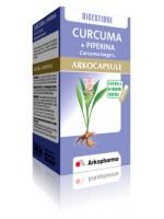 Curcuma e Piperina- Arkopharma