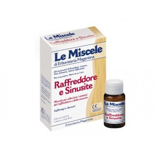 Miscela Raffreddore e Sinusite