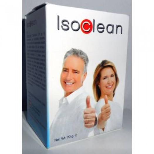 ISOCLEAN - L'igiene delle protesi dentali in naylon
