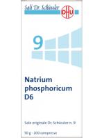 Natrium phosphoricum (Fosfato di sodio)