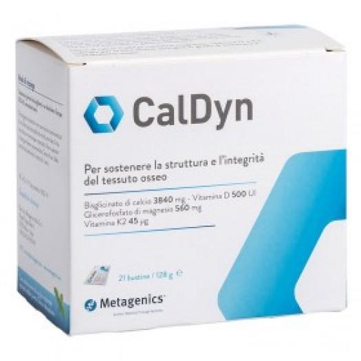 CalDyn bustine Metagenics