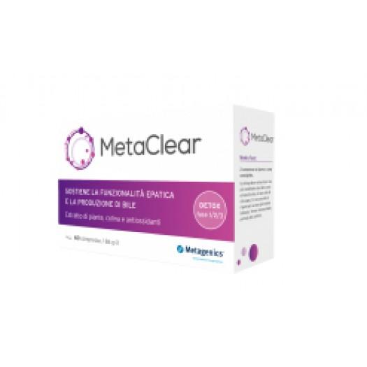 MetaClear 60 compresse Metagenics