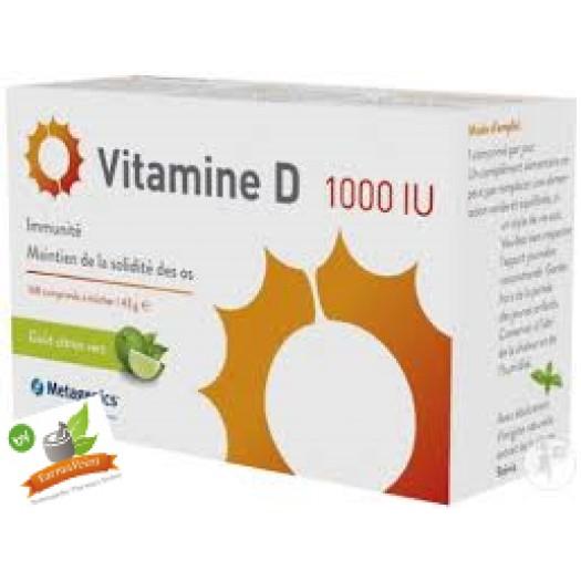 VITAMINA D 1000 UI 168 Compresse Metagenics