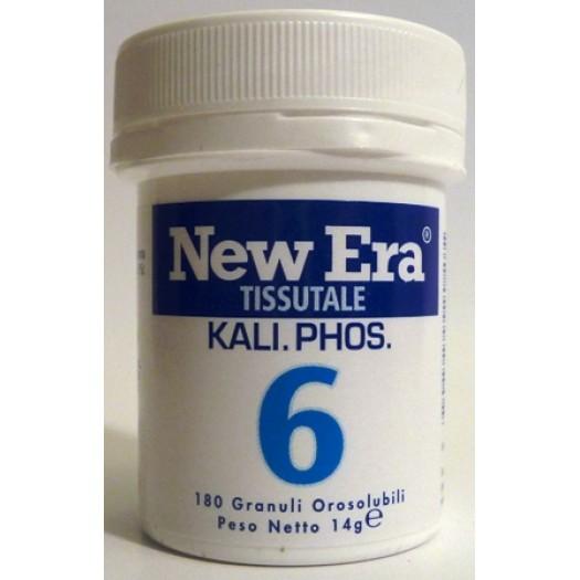 NEW ERA - N. 6 – Kalium phosphoricum