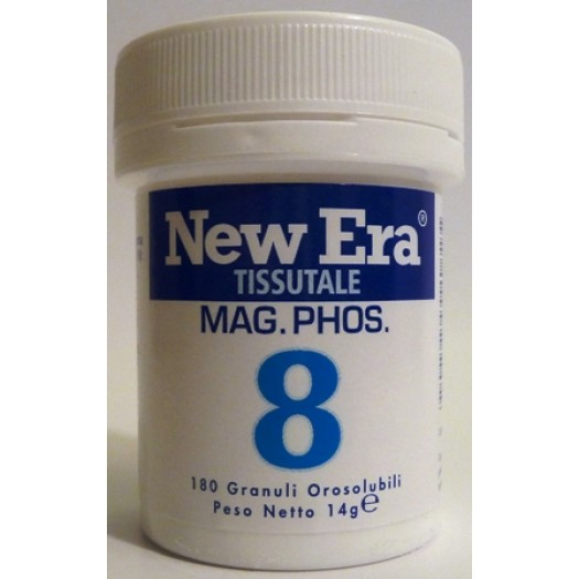 NEW ERA - N. 8 – Magnesium phosphoricum