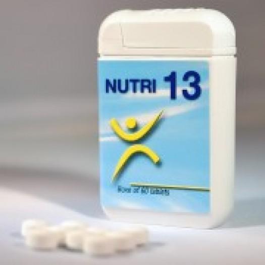 NUTRI 13