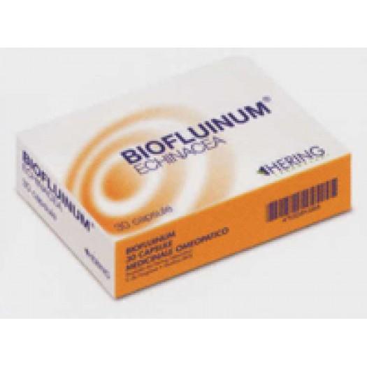 Biofluinum Echinacea 30 capsule Hering