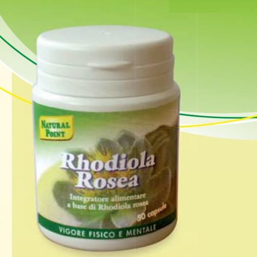 Rhodiola Rosea 50 capsule - 500mg